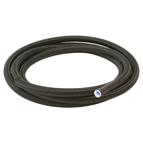 Black Nylon Braided PTFE Hose